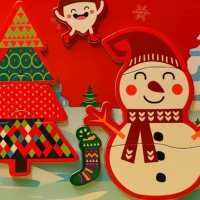 Friv New Year Winter Fun Puzzle Online