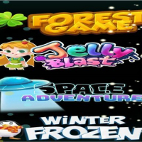 Friv pack candy 4 games  Online