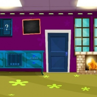 Friv Purple House Escape Online