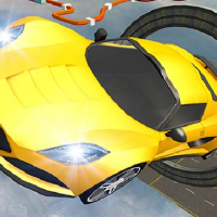 Friv RAMP CAR STUNTS RACING IMPOSSIBLE TRACKS 3D  Online