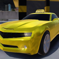 Friv Real Taxi Driver 3D Online