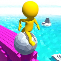 Friv Roll Run 3D Online