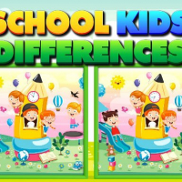Friv School Kids Differences Online