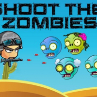 Friv Shooting the Zombies, Fullscreen HD Shooting Game Online