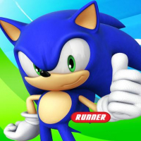 Friv Sonic Dash - Endless Running & Racing Game online Online