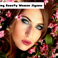 Friv Spring Beauty Women Jigsaw Online