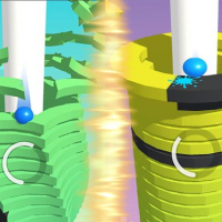Friv Stack Ball Helix Online