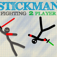 Friv Stickman Fighting 2 Player Online