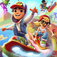 Friv Subway Surfers Multiplayer Online