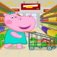 Friv Supermarket: Shopping Games for Kids Online