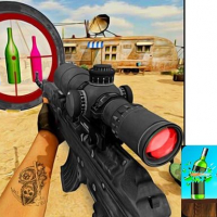 Friv Ultimate Bottle Shooting Game Online