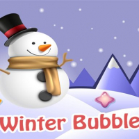 Friv Winter Bubble Game Online