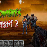 Friv Zombies Night 2 Online