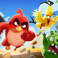 Friv Angry Birds Jigsaw Puzzle Collection Online