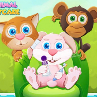 Friv Baby Animal Daycare Online