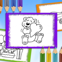 Friv Cartoon Coloring Book Online