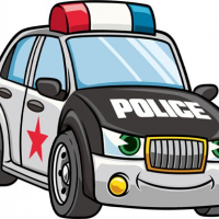 Friv Cartoon Police Cars Puzzle Online