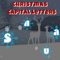 Friv Christmas Capital Letters Online