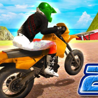 Friv City Bike Stunt 2 Online