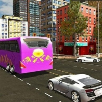 Friv City Bus Offroad Driving Sim Online