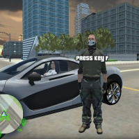 Friv Crazy GTA Mercenary Driver Online