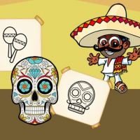 Friv Crazy Mexican Coloring Book Online
