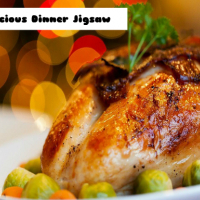 Friv Delicious Dinner Jigsaw Online