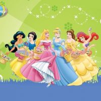 Friv Disney Easter Jigsaw Puzzle Online