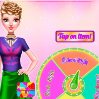 Friv Dress Up Wheel Online