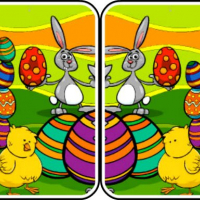 Friv Easter Differences Online