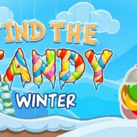 Friv Find The Candy Christmas Online
