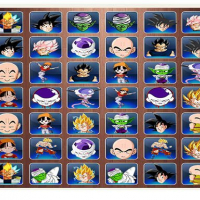 Friv Find The Dragon Ball Z Face Online