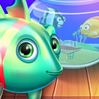 Friv Fish care games: Build your aquarium Online