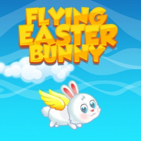 Friv Flying Easter Bunny Online