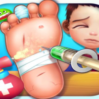 Friv Foot Doctor - Foot Injury Surgery Hospital Care Online
