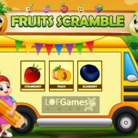 Friv Fruits Scramble Online