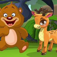 Friv Fun Animals Jigsaw Online