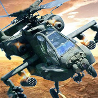 Friv Helicopter air raid Online