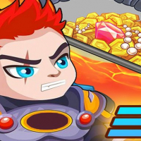 Friv Hero Rescue 3: Pull Pin puzzle Online