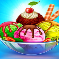 Friv Ice Cream Maker: Food Cooking Online