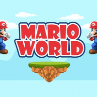 Friv Mario World Online