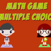 Friv Math Game Multiple Choice Online