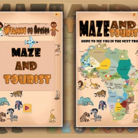 Friv Maze And Tourist Online