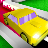Friv Paint Road - Car Paint 3D Online