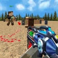 Friv PaintBall Fun Shooting Multiplayer Online
