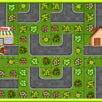 Friv Pizza Delivery Puzzles Online