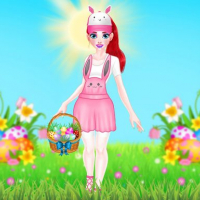 Friv Princess Easter hurly-burly Online