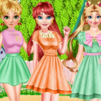 Friv Princess Sailor Moon Casual Outfit Online