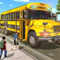 Friv Real School Bus Driving Online
