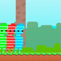 Friv Red And Green : Candy Forest Online